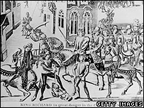 Richard II in 1381