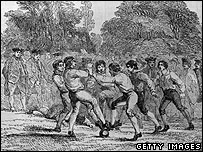 18th Century football