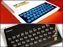 ZX80 and ZX Spectrum