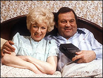 June Whitfield and Terry Scott