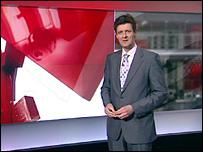BBC Economics Editor Hugh Pym