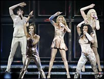 Spice Girls in concert