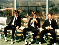 The Jam, in happier times