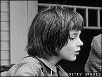 Mary Badham as Scout Finch