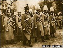 The German Kaiser in 1914