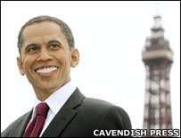 Obama - Cavendish photo