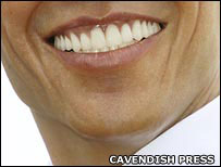 Waxwork smile - Cavendish photo