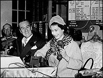 Queen in 1958