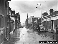 Swindon as it was in 1949