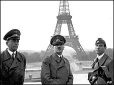 Albert Speer, Adolf Hitler, Arno Breker