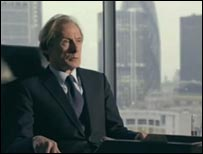 Bill Nighy in tax video