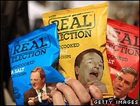 Election crisps