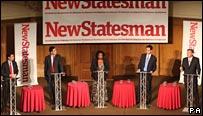 Labour contenders debate