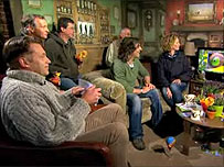 Scene from a Springwatch Pub Quiz