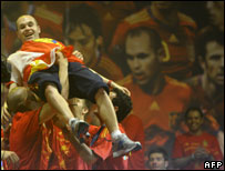 Spanish team