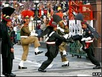 India-Pakistan ceremony