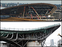 Two London 2012 venues