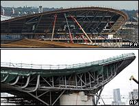 Two London 2012 venues