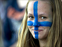 Finnish woman