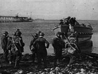 Troops at Narvik