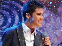 2009 X Factor winner