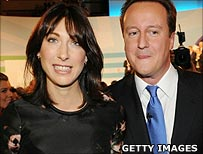 Mr and Mrs Cameron