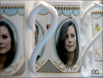 Kate Middleton mugs