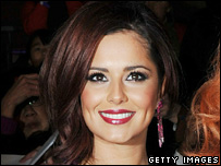 Cheryl Cole at the Pride of Britain Awards 2010