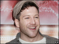 X Factor finalist Matt Cardle