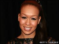 X Factor finalist Rebecca Ferguson