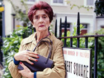 Dot Cotton in Albert Square