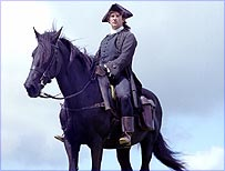 An actor as Dick Turpin