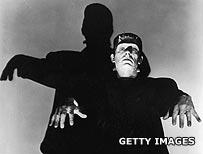Bela Lugosi as Frankenstein's monster