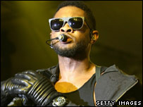 Super cool Usher