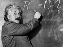 Albert Einstein (AP)