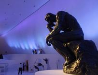 Rodin's Thinker (AP)