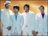 Take That without Robbie Williams