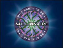 Who Wants to be a Millionaire? logo