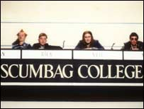 The Young Ones on University Challenge
