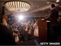 Weiner's press conference