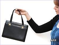 Thatcher's handbag