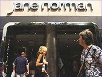 Jane Norman store