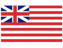 East India Dock flag