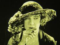 Still from Hitchcock film