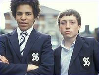 Grange Hill uniform