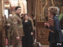 Downton Abbey - scene from episode three