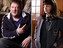 Johnny Vegas, Carey Mulligan
