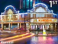 Stamp deaturing the Kursaal