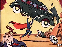 First issue of Action Comics