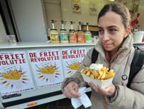 Chip revolution in Belgium